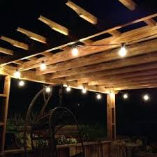 outdoor strand lighting. Industrial Ou Outdoor String Lighting Best Led Strip Lights Strand G