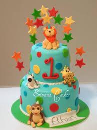 10 Cute First Birthday Cake Ideas