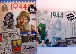Bbc Dvd Chart 1944 Birthday Gifts Set 1944 Chart Hits Cd 1944 Dvd Film And 1944 Greeting Card