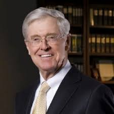 Image result for Charles  Koch