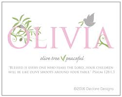 olivia name art canvas grey with name meaning and scripture verse 16x20 wall art baby name meaning on canvas wall art baby names with olivia name art canvas grey with name meaning and scripture verse