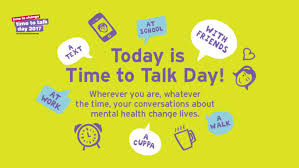 How To Talk To Anyone Take Time To Talk About Mental Health Public Health Matters