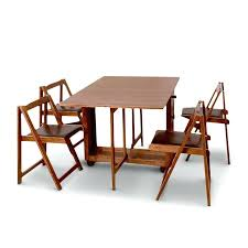 compact dining table set compact four folding dining dining sets small dining table and 4 chairs