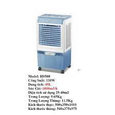 QUẠT ĐIỀU HÒA HƠI NƯỚC HS588 DUNG TÍCH 40L BH 1 NĂM - P757170   Sàn thương  mại điện tử của khách hàng Viettelpost