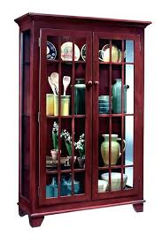 wall curio used cabinets for glass storage cabinet contemporary doors display philippines antique curved