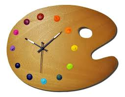 Small Picture 143 best DIY Clocks images on Pinterest Clocks Wood clocks
