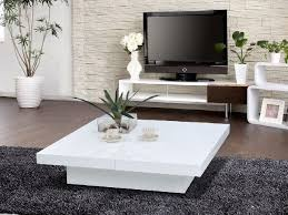 lacquer furniture modern. Image Of: White Lacquer Coffee Table Storage Furniture Modern