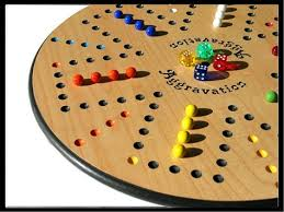 Wooden Aggravation Board Game AGGRAVATION GAMEBOARD PATTERN Free Patterns 85