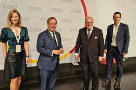 Apr 21, 2021 · armin laschet will run as the conservative candidate to succeed chancellor angela merkel in germany's elections in september, after the leader of the christian democratic union (cdu) won the. Armin Laschet Ist Spitzenkandidat Der Cdu Nrw Rudolf Henke Mdb