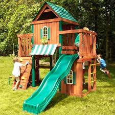 kids wooden swing sets wood complete play set toys 9 by childrens ireland kids wooden swing sets home and