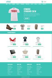 Free Ecommerce Website Templates Free Ecommerce Website PSD Template Free PSD Templates Pinterest 3