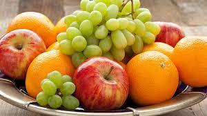 healthy food.  Food Bowl Of Fruit And Healthy Food S