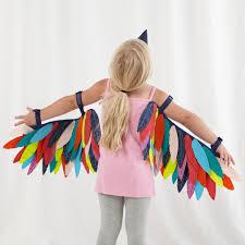 Wild Wings Dress Up Set Bird The Land Of Nod