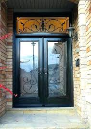 entry doors with glass double front entry doors with glass double front entry doors glass front