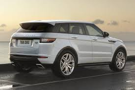 Used 2016 Land Rover Range Rover Evoque SUV Pricing - For Sale ...