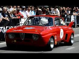 Best Of Alfa Romeo Race Cars In Action Vernasca Silver Flag