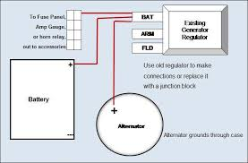 gm alternator wiring diagram external regulator wiring diagram gm vole regulator wiring diagram nilza