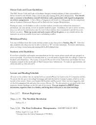 world civilizations i syllabus smc spring  3 3 honor code