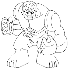 Coloring pages for hulk (superheroes) ➜ tons of free drawings to color. Giant Hulk Coloring Pages 101 Coloring