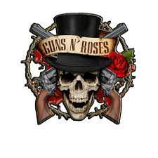 Guns N' Roses Logo transparent PNG - StickPNG