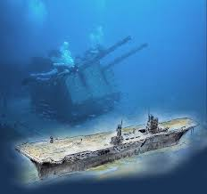 Diving the Nuclear Ghost Fleet at Bikini Atoll   The Scuba Doctor Photo by Pete McCamley