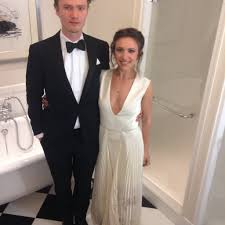"""esther smith on Twitter: """"#BAFTA bathtub chic with tall AND cool Ed  Franklin. Thanku @unnye_official 4 my BEAUTIFUL #BAFTA get up. nice tiles  https://t.co/W96dM18oSX"""""""