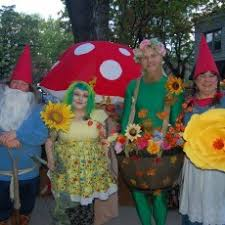 garden gnome fairy gala may first friday
