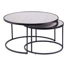 downham 2 piece coffee table set