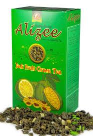 Зеленый <b>чай Alizee</b> Jack Fruit <b>Green Tea</b> листовой — купить в ...
