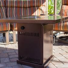 table heater. 40,000 btu outdoor patio heater fire pit table