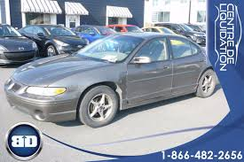 Used 2003 Pontiac Grand Prix GT in Granby - Used inventory ...
