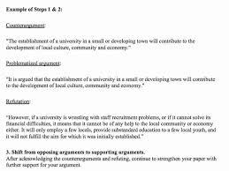 argumentative essay example co argumentative essay example