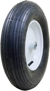Tire inner tube 4.80 x 4.00. Amazon Com Marathon 4 80 4 00 8 Pneumatic Air Filled Tire On Wheel 3 Hub 3 4 Bearings Ribbed Tread Wheelbarrows Garden Outdoor
