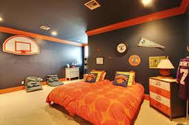 inspiring bedroom design ideas for boy who loves basketball 69