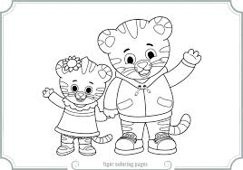 Daniel Tiger Coloring Book Pages Page Inspirational Fresh Get This
