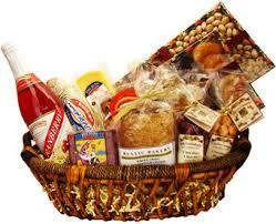 dried fruit artisan gift basket