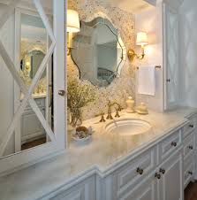 lighting for bathroom mirror. Antique Brass Bathroom Vanity Lighting With Unique Mirrors And White Drawer Cabinet For Mirror A