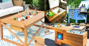 ice chest cart brilliant cooler tables for the patio with patio cooler cart outdoor bar cart with ice chest