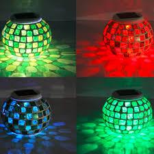 Mosaic Solar Lights  EBaySolar Mosaic Garden Lights