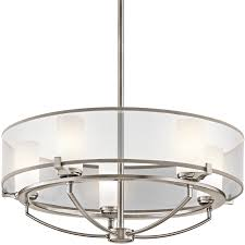 elstead kichler saldana 5 light chandelier classic pewter kl saldana5