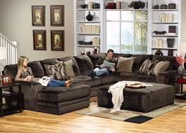 4377 Everest 3 Piece Sectional with RSF Section by Jackson