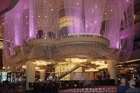 image of wonderful chandelier bar las vegas