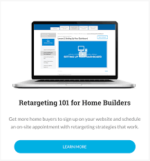 builder target online marketing training for home builders home builder marketing training retargeting 101