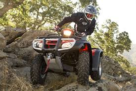 atv utility accessories honda powersports foreman shown winch kit and accessory wheels