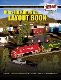 converting your layout to dcc book 14 atlas ho king size layout book