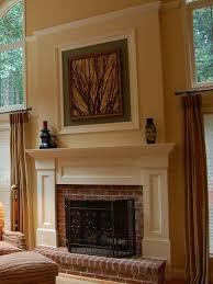 best 25 brick fireplace redo ideas on brick fireplace makeover brick fireplaces and fireplace whitewash