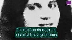"""Résultat de recherche d'images pour """"Djamila Bouhired"""""""