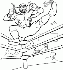 Small Picture Wwe coloring pages printable ColoringStar