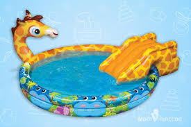 swimming pool for kids. Exellent For Swimming Pools For Kids  Banzai Spray And Splash Giraffe Pool With