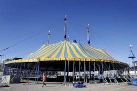 Amaluna San Francisco Seating Chart Cirque Du Soleil Raises The Big Top In S F Sfchronicle Com